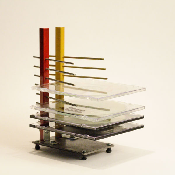 Michael Huber Architects Blog Archive Diy Design Cd Rack